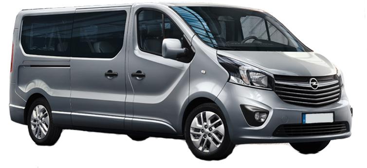 Opel Vivaro: описание